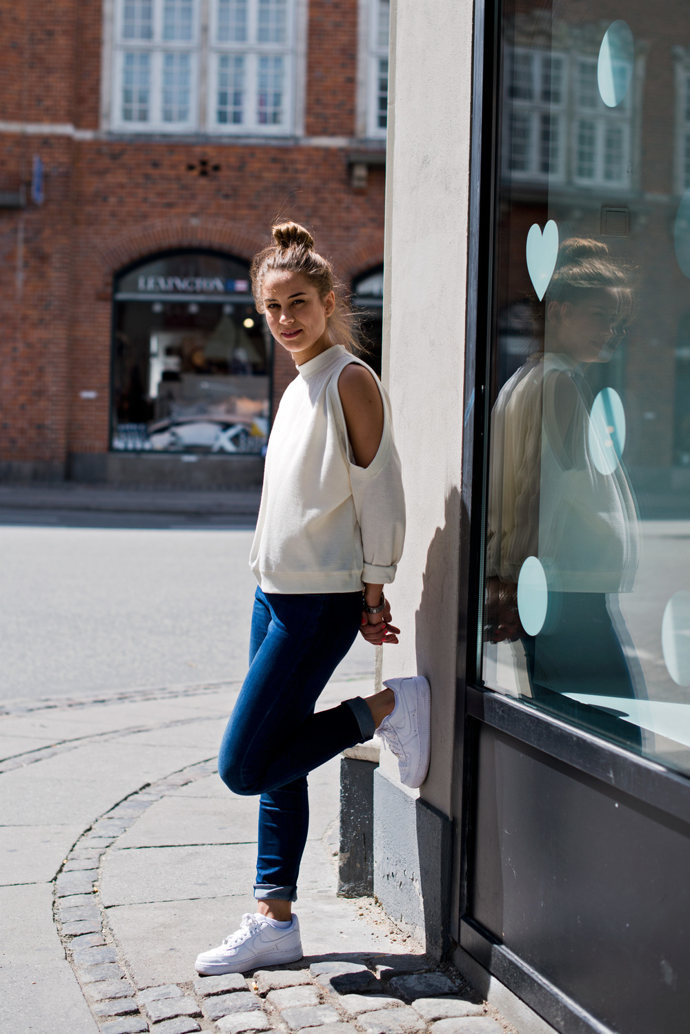 Copenhagen Street Style The Locals Street Style From