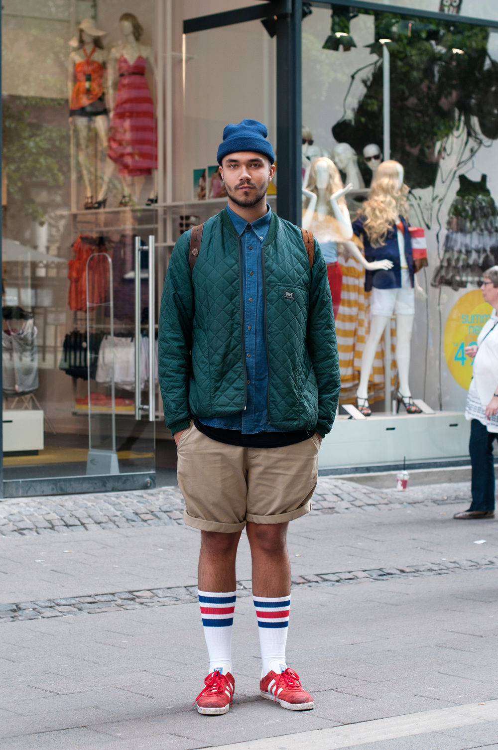Raise Your Socks The Locals Street Style From Copenhagen And Elsewhere
