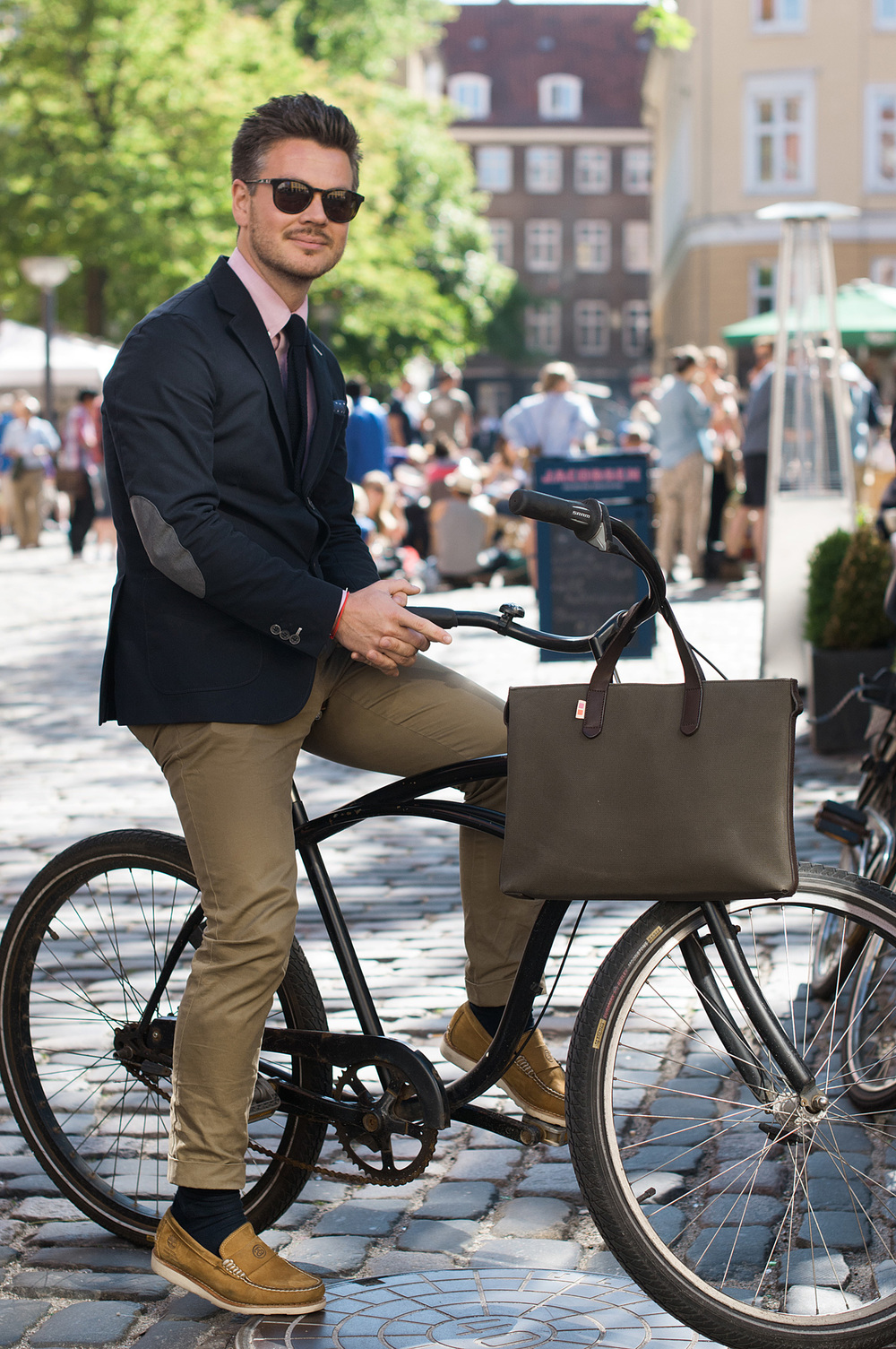 The Summer Is Here The Locals Street Style From Copenhagen And Elsewhere
