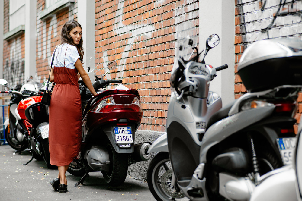 Local girl in Milano — The Locals – Street Style from ...
