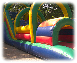 44' Obstacle Course