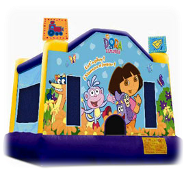 Dora Bouncer