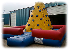 Rockwall Climb (inflated)
