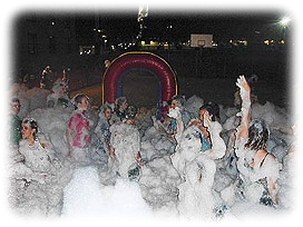Foam Dance Party