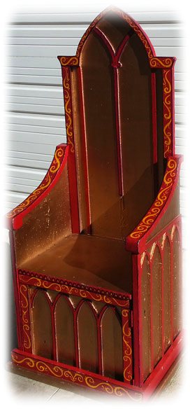 Queen Chair