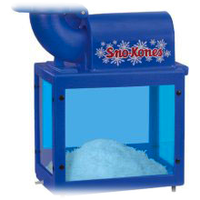 Snokone Machine for Your Next Party or Event! Kids love it!