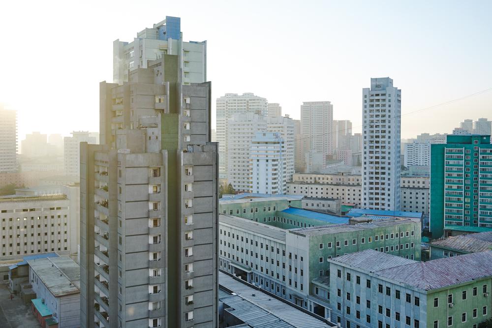 KORYO HOTEL, PYOUNGYANG