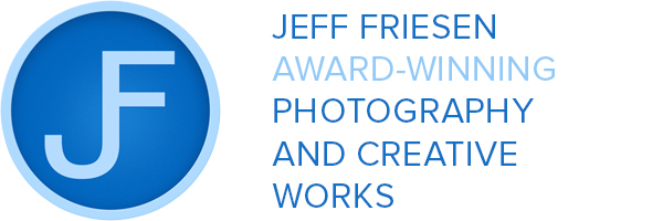 Jeff Friesen Award-Winning Photography