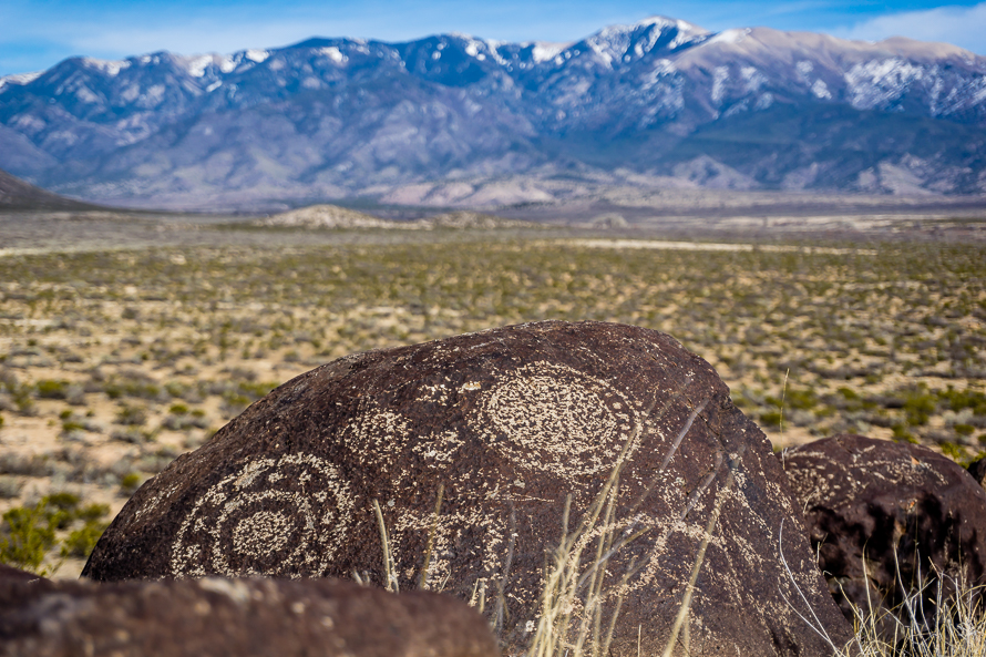 ☆ Three Rivers Petroglyphs — Celebration of Our Mountains