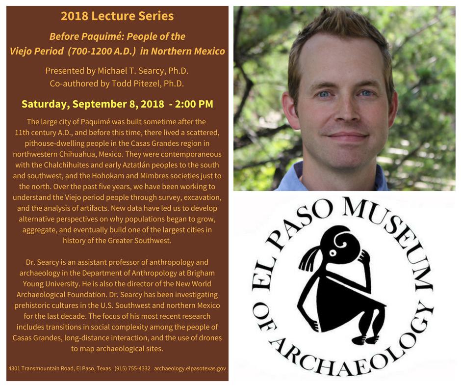 Michael T. Searcy, Ph.D. - Sept. 8, 2018.jpg