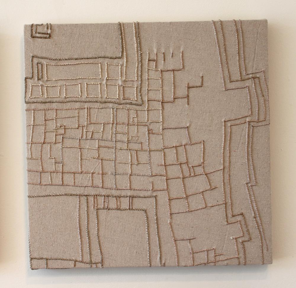In situ (detail: Jerusalem)