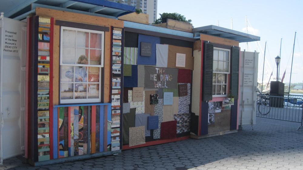 Mending Wall @ Arts Brookfield