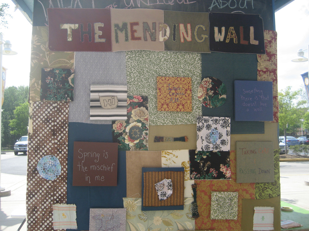 The Mending Wall, THEARC
