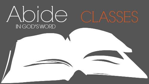 Abide Classes