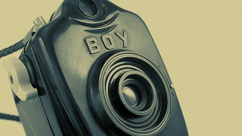 Bilora Boy Bakelite Camera / 1949 / Gunther H.G. Geick