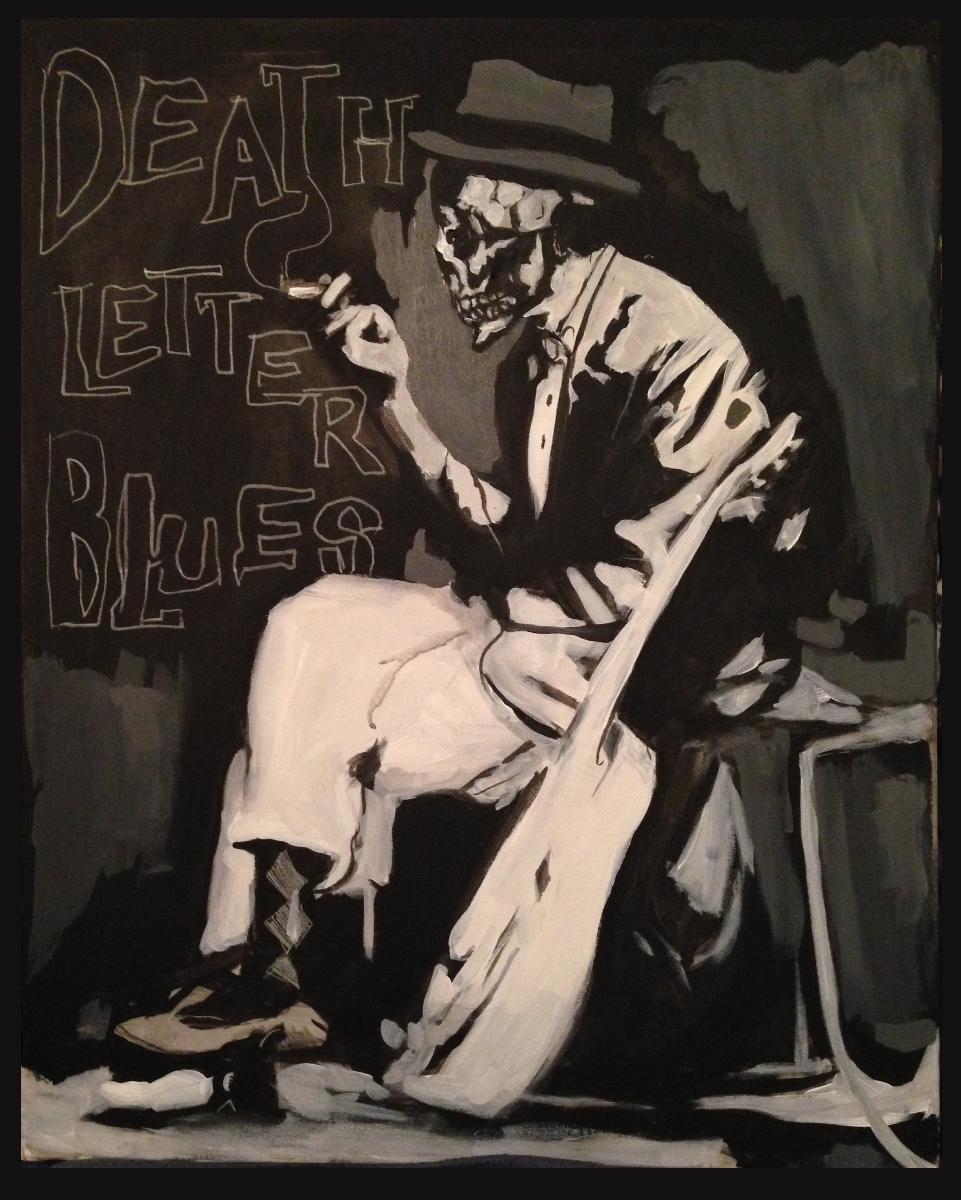 Son House Death Letter Blues / ©2015 Aaron Lee All Rights Reserved.