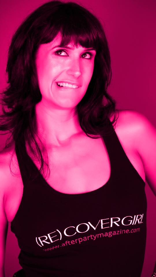 """Hot Pink, fool."" /Photo:Andy Marx"