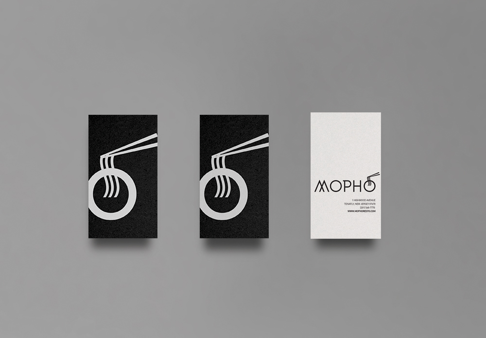 Mopho — Atelier Isabey | Luxury Branding, Logo and Graphic Design ...