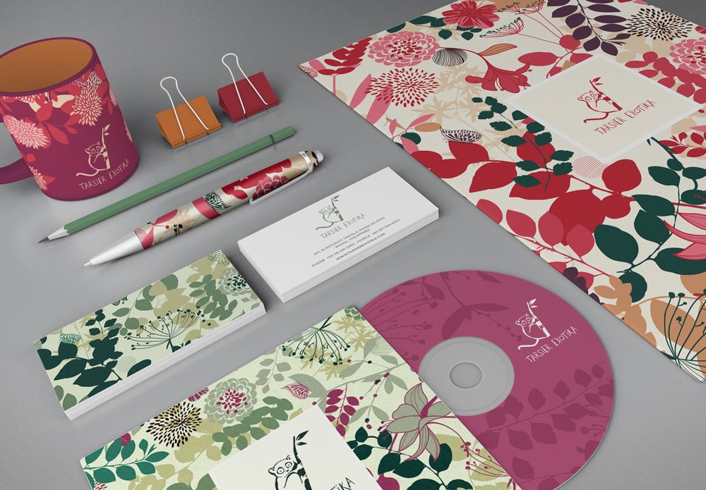 Garden Graphic Design we presented several graphic design solutions for nancys garden gourmet logo design Tarsier Exotika