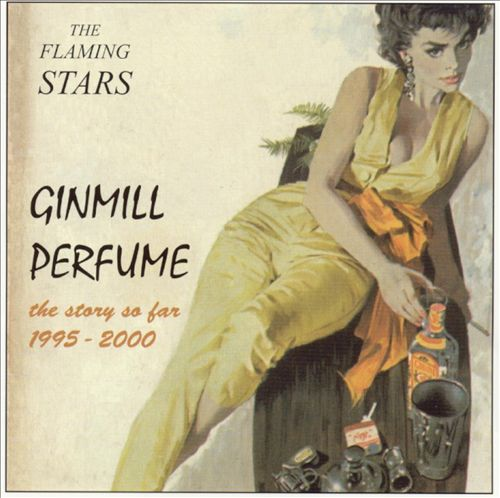 THE FLAMING STARS'  GINMILL PERFUME