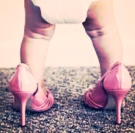 Baby in Pink Heels.jpg