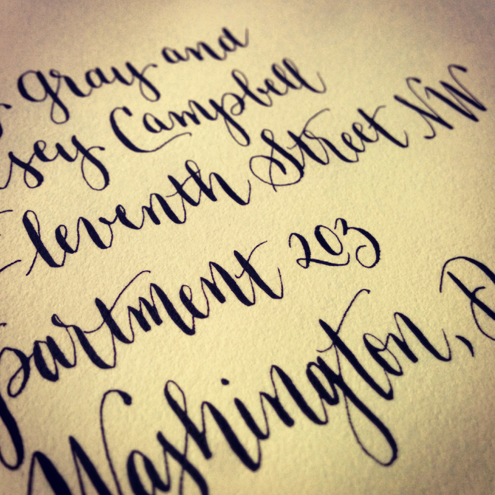 Calligraphy lyndsay wright design calligraphy hand Handwriting calligraphy