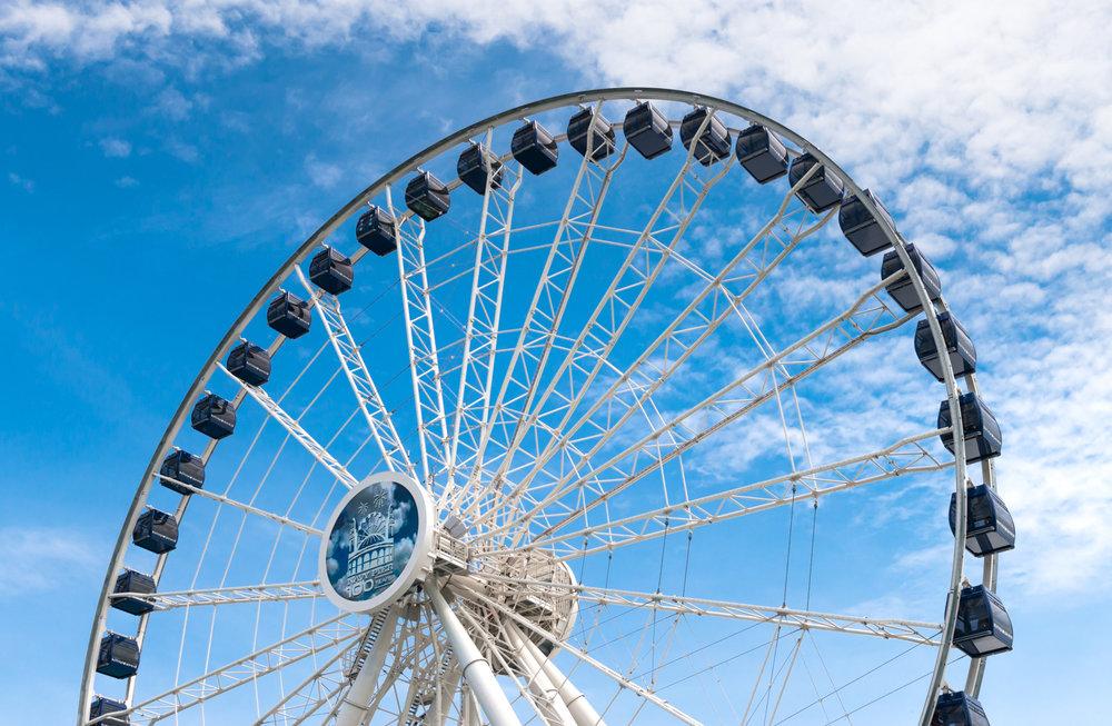 Centennial Wheel 2016