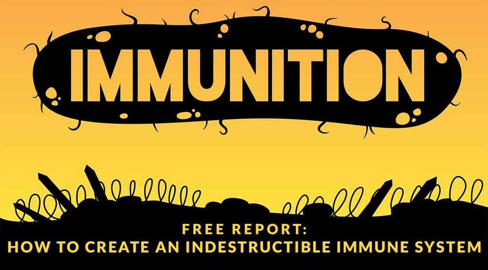 How to build an indestructible immune system