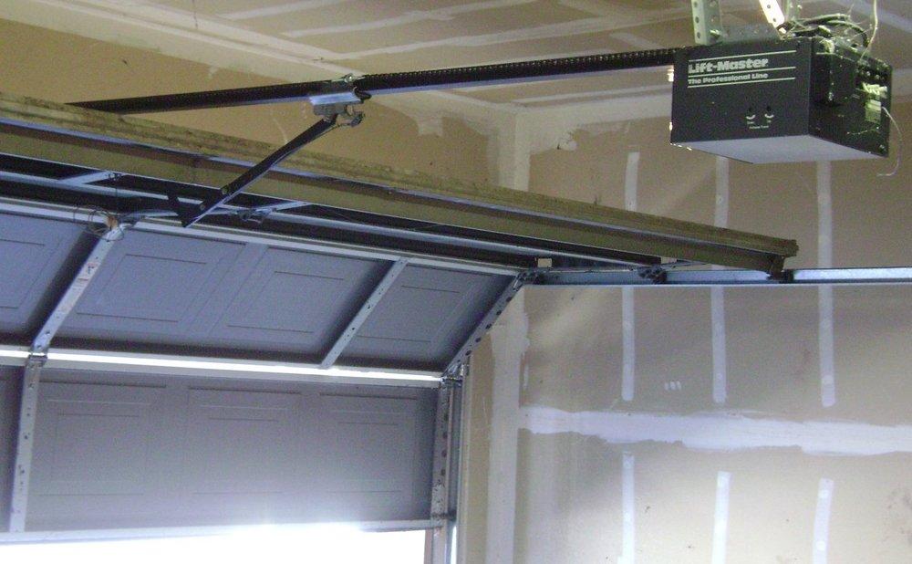 Core Strengthening - Garage Door