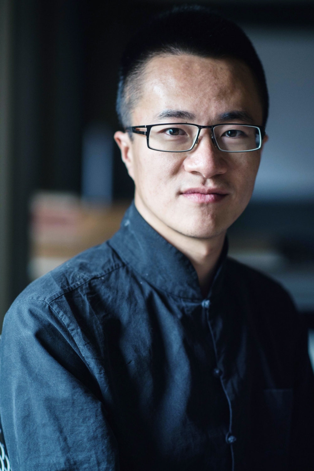 Xuhui Zhang, architectural design: Xuhui grew up in Beijing, received a B.Arch at Tsinghua University, and then received a M.Arch at Cornell.