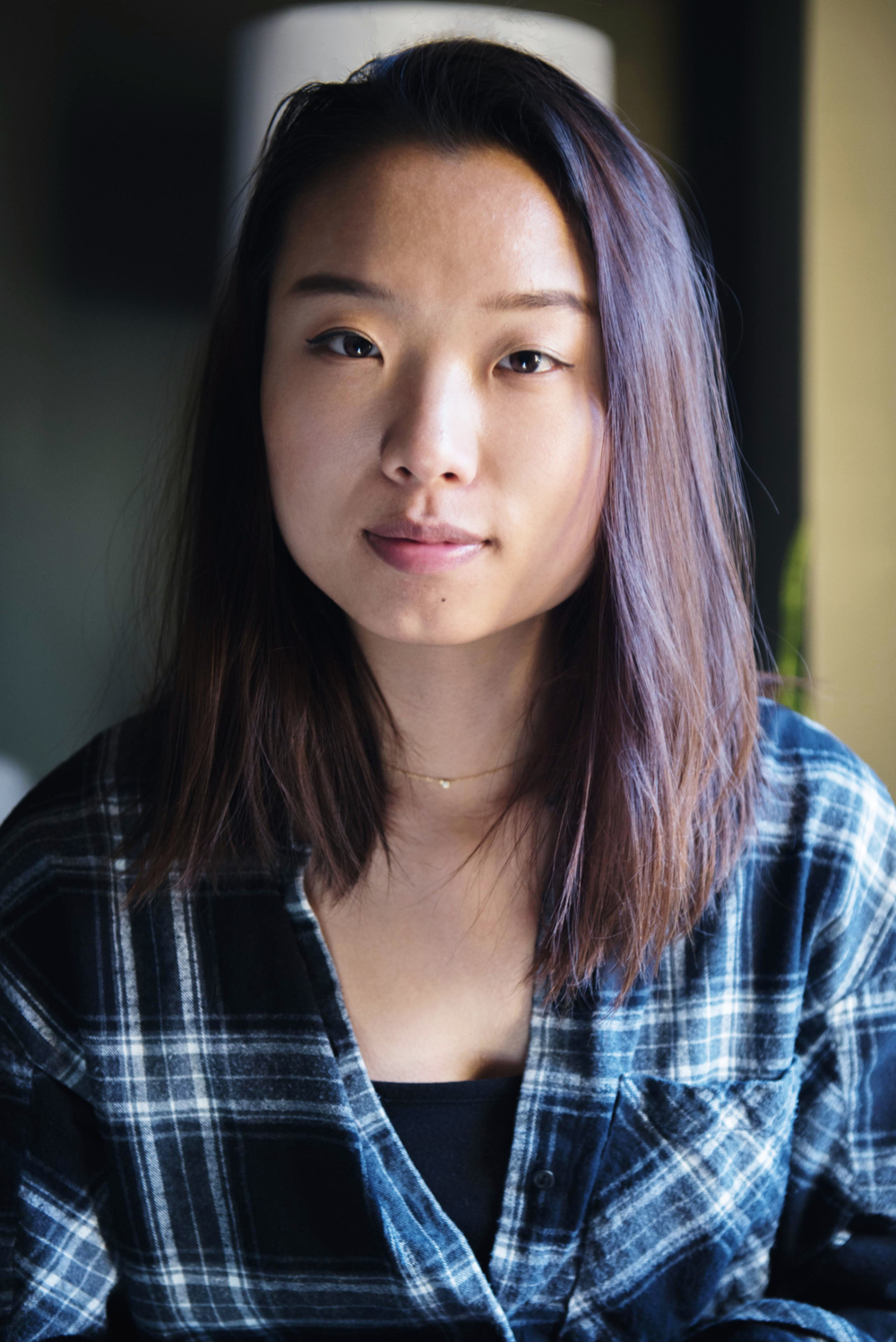 Eva Zhang, culinary: Eva grew up in Liaoning, ran a tiny lunch restaurant, received a BA at Shenyang Normal University, and then received an MBA at Fort Hays University