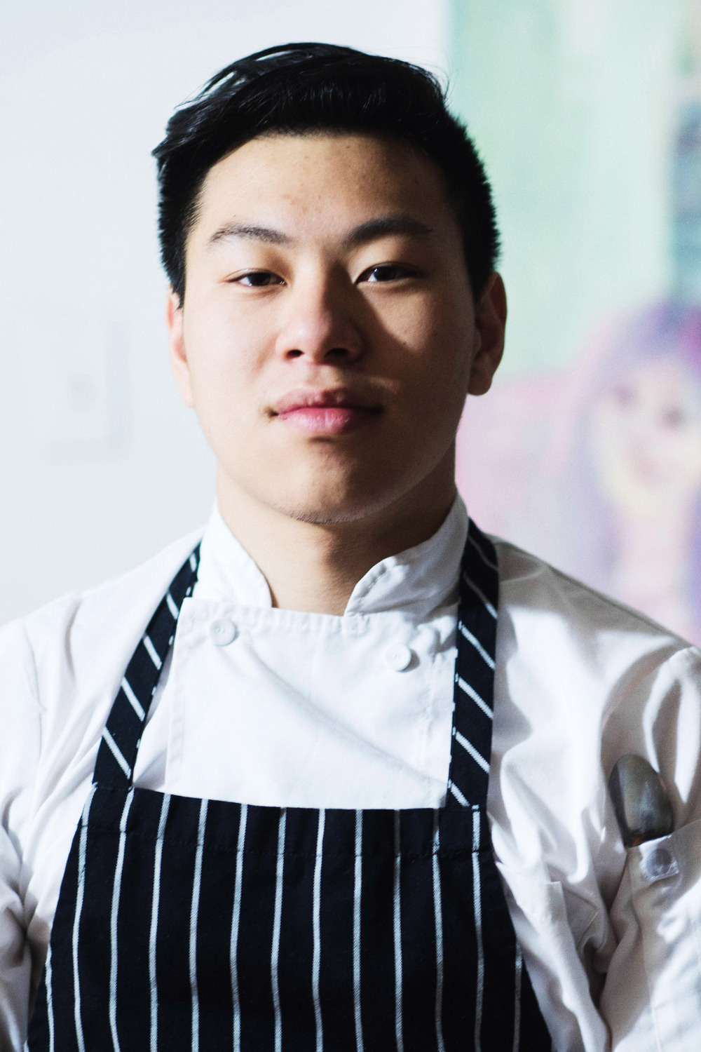 Lucas Sin, culinary: Lucas grew up in Hong Kong, apprenticed in kitchens in Japan, Hong Kong and the US; opened nine student-run restaurants; and received a BA at Yale. He's recently written for Lucky Peach, Cleaver Quarterly, and China Hands.
