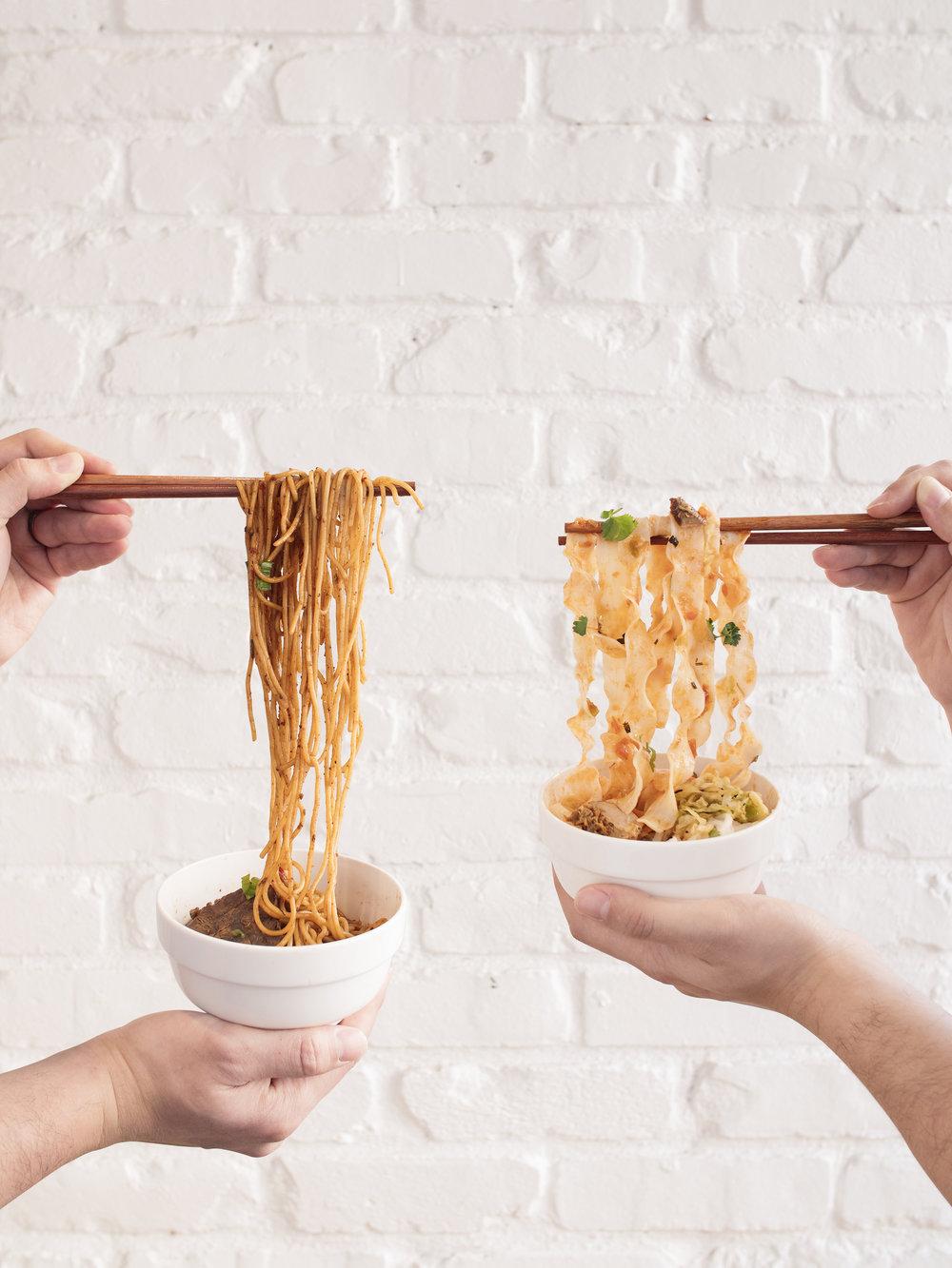 noodles -