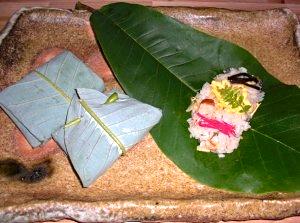 Hoba zushi