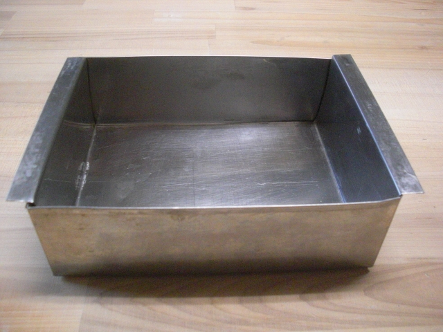 nagashikan tin mould
