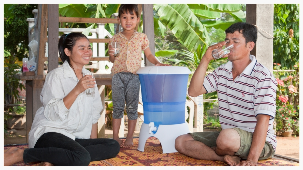 Hydrologic Social Enterprises in Cambodia had a product but needed help implementing manufacturing, assembly, packaging, and transport processes.