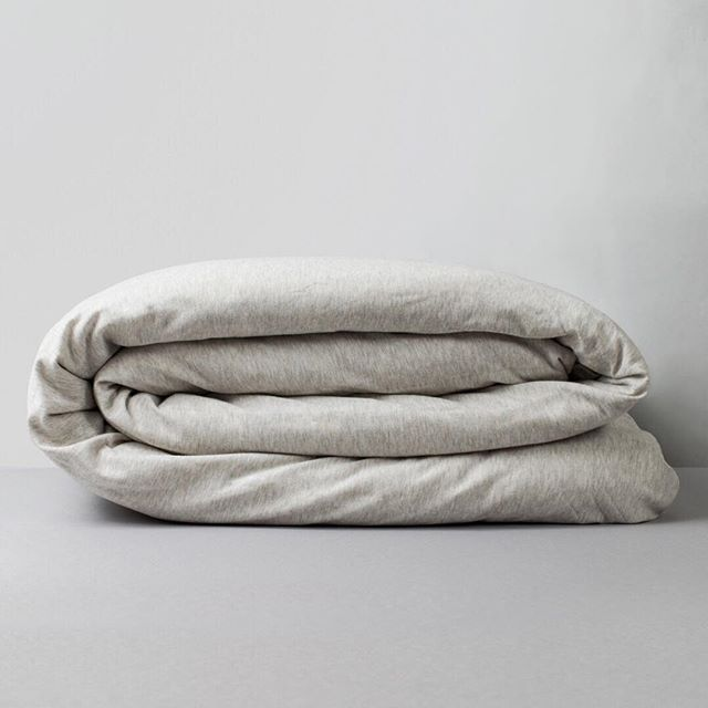 Our organic jersey bedding has been getting some really nice reviews, mostly focused on how soft and comfortable it is. I'm obviously biased, but this collection is honestly the cosiest bedding I've come across. It's made this Winter a lot more bearable than it would otherwise have been :) ⠀⠀⠀⠀⠀⠀⠀⠀⠀ #organicjersey #organicjerseybedding #organiccottonjerseybedding #organicjerseybedlinen