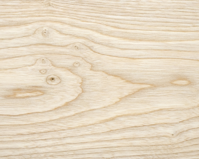 Native Hardwood: Ash