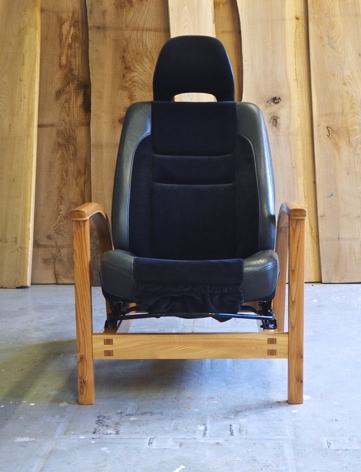 Car Seat Armchair Mk2
