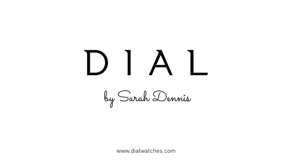 Dial_LogoWithArtist_Sarah_Bearddesign