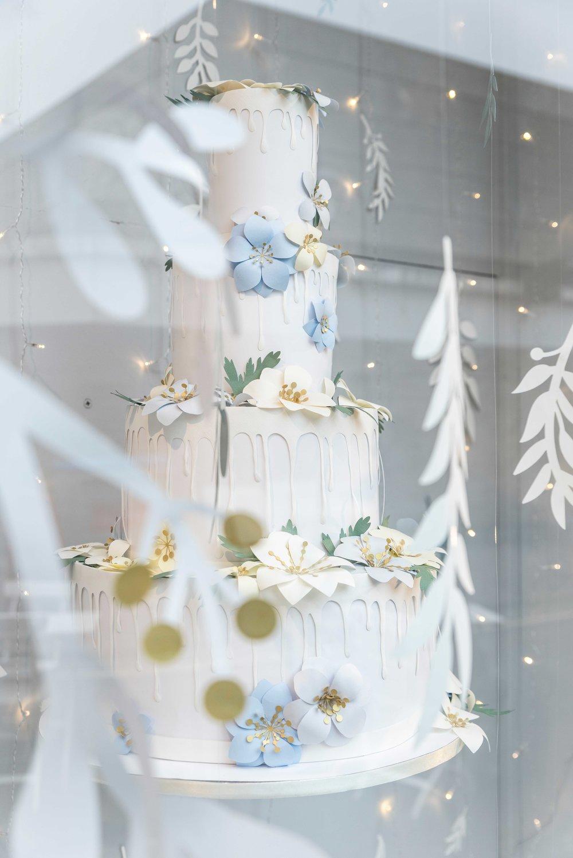 Paper Cake By Sarah Dennis