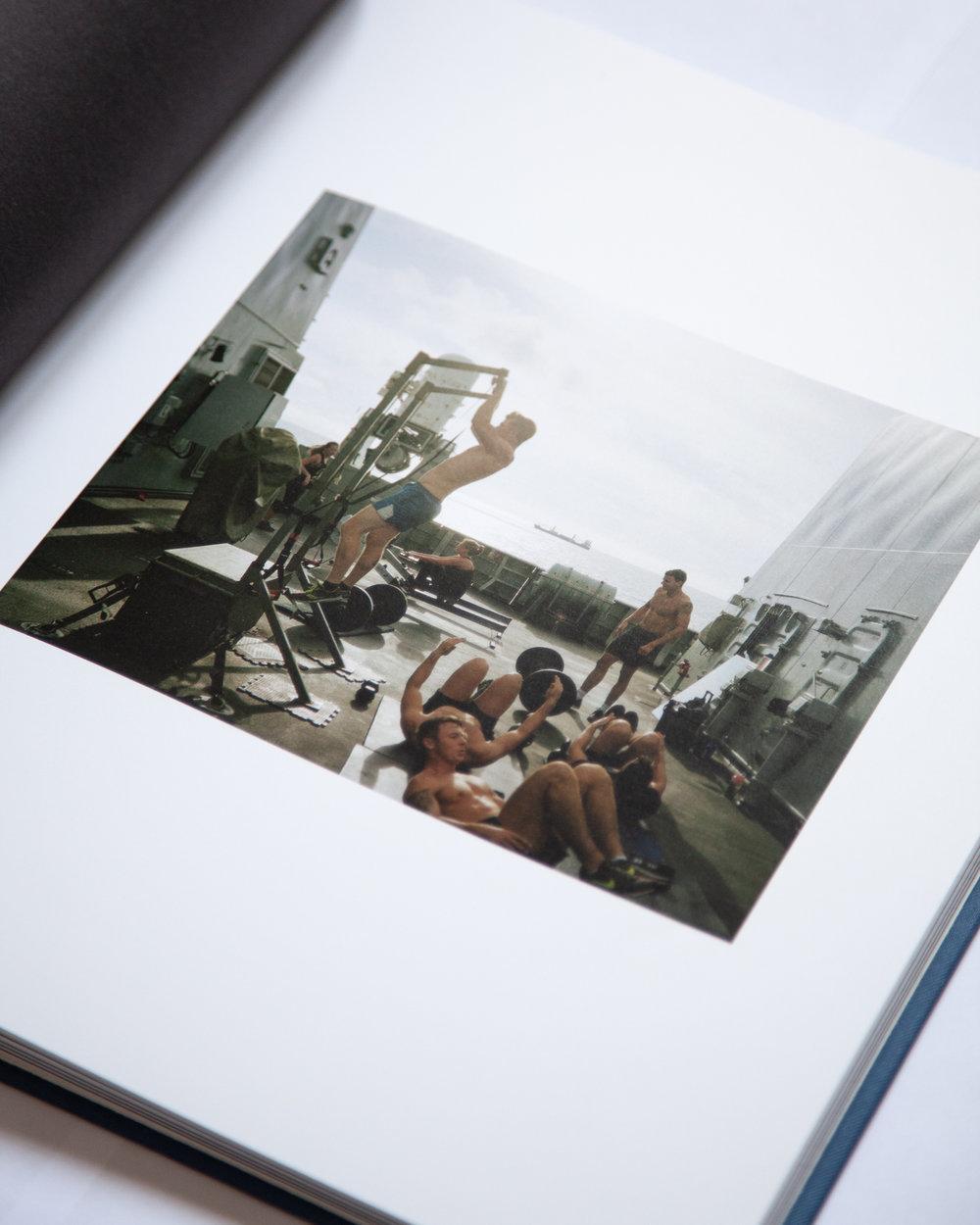 Albatross Artist Book