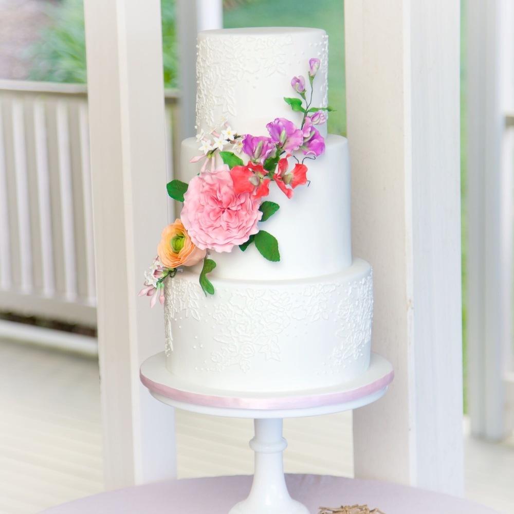 Wedding Cake Gallery — Byron Bay Cake Boutique