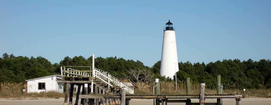 Georgetown Lighthouse - Rover Boat Tours - Georgetown SC