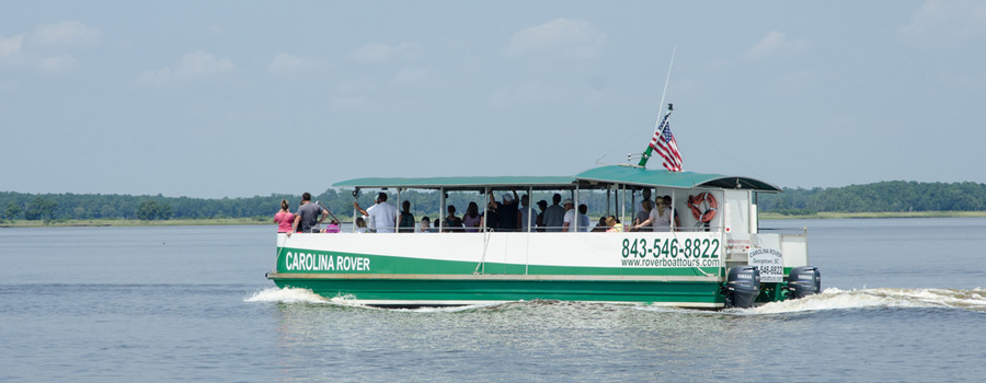 Rover Boat Tours