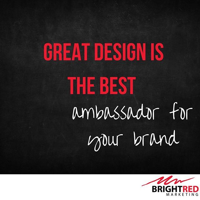 Having good design is key to your marketing. If every single piece of marketing material and correspondence isn't on brand and well designed, it can let you down and lose you customers.  Highly recommend getting your initial branding professionally done, and getting templates created if you aren't comfortable with your design skills!