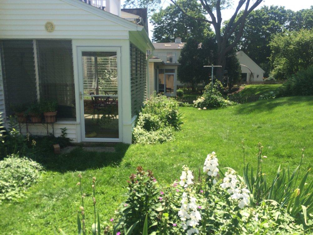 Before - Backyard Renovation - Nakoma - Madison, WI