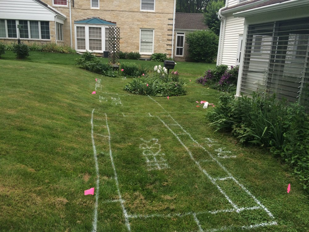 Before - Landscape Renovation - Nakoma - Madison, WI