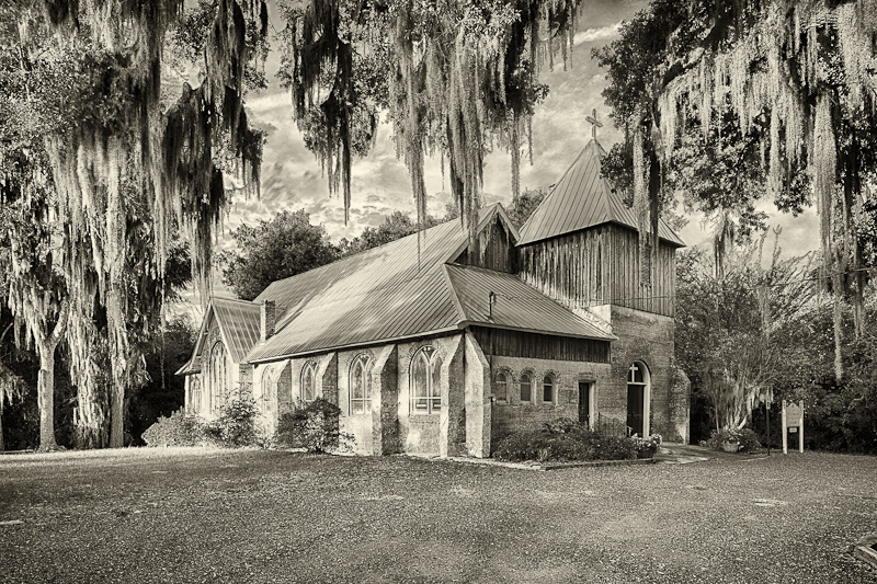 St. Cyprian Episcopal – circa 1876 – present bldg. 1876 – Black Episcopalians