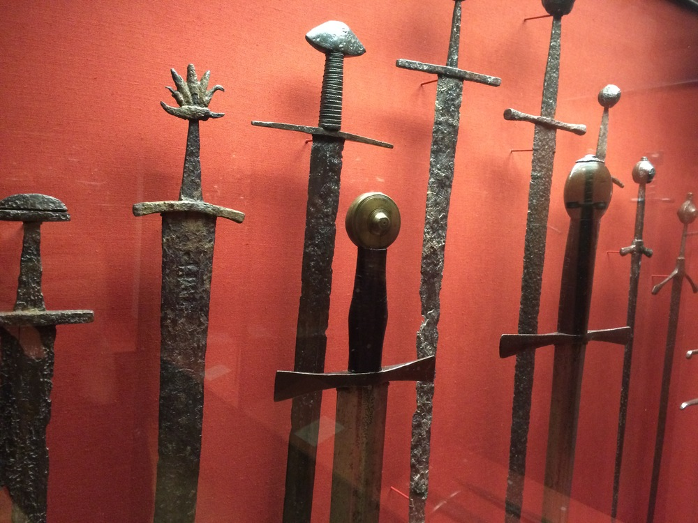 Viking swords